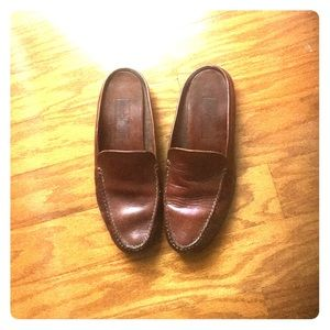 Cole Haan leather mules. Made in USA size 8.5
